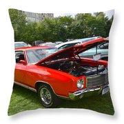 Guelph795 Throw Pillow