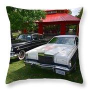 Guelph801 Throw Pillow
