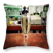 Guess What Guess Where? Throw Pillow