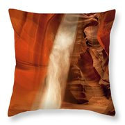 Guiding Light Throw Pillow