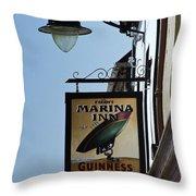 Guinness For Strength Dingle Ireland Throw Pillow