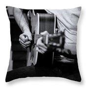 Guitar 2016 Throw Pillow