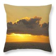Gulf Of Alaska Throw Pillow