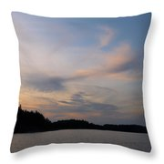 Gulf Of Pohja 1 Throw Pillow