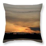 Gulf Of Pohja 2 Throw Pillow