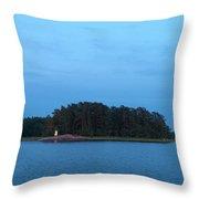 Gulf Of Pohja 4 Throw Pillow