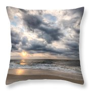 Gulf Star Throw Pillow