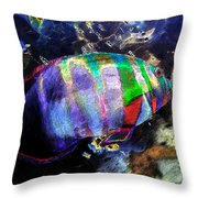 Gulf Waters Throw Pillow