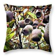Gumnut Grouping Throw Pillow