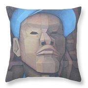 Guru Throw Pillow