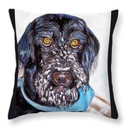 Gus Throw Pillow