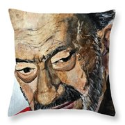 Gus, May He R.i.p. Throw Pillow