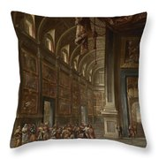 Gutierrez Cabello Francisco Throw Pillow