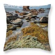 Gwenfaens Rock Throw Pillow