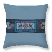 Gypsy Chix Ranch Throw Pillow