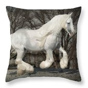 Gypsy Forest Throw Pillow