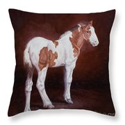 Gypsy Promise Throw Pillow
