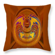 Ha Ha Ha  - Isn't It Funny Throw Pillow