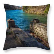 Ha Ha Tonka #5 Throw Pillow