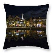 Haarlem Night Throw Pillow