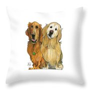 Haberland 7-1317 Throw Pillow