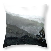Hacienda Lamberti Throw Pillow
