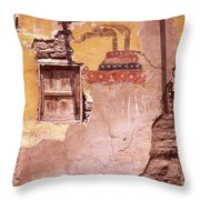 Hadji Throw Pillow