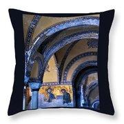 Hagia Sophia Detail Throw Pillow