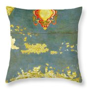 Haiti, Dominican Republic, Puerto Rico And French West Indies Throw Pillow