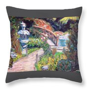 Hakone Throw Pillow