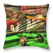 Halberstadt Cl Iv Throw Pillow