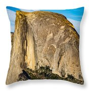 Half Dome Full 2 Throw Pillow