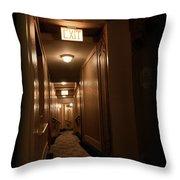 Hallway - 200320 Throw Pillow