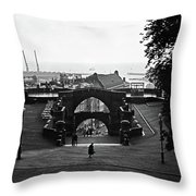 Halsingborg 2 Throw Pillow