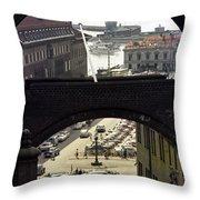 Halsingborg 3 Throw Pillow