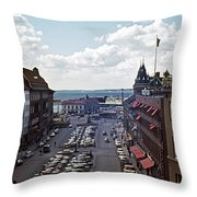 Halsingborg Sweden 1 Throw Pillow