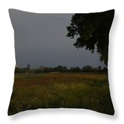 Ham Tower 1 Throw Pillow