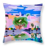 Hamilton Bermuda Throw Pillow