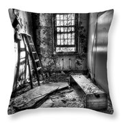 Hammer To Fall Throw Pillow