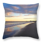 Hampton Sunrise Throw Pillow