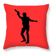 Han Solo Star Wars Tee Throw Pillow