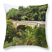 Hana, Kipahulu Throw Pillow