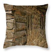 Hand Crafted Throw Pillow