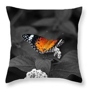 Hand Sized Life Throw Pillow