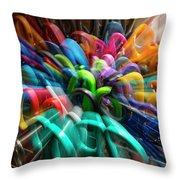 Handle This Throw Pillow