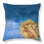 Handle With Care  Throw Pillow