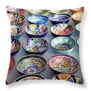 Handmade Delight Throw Pillow