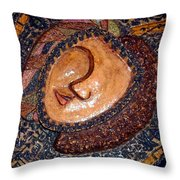 Hanged Of The Memories Throw Pillow