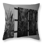 Hanging Art Throw Pillow