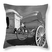 Hania Harbour Throw Pillow